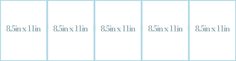 Algorithm: Optimized PDF Web Page Print Layout