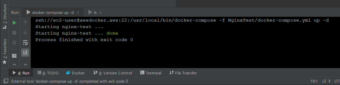 Connect PhpStorm to a Docker Daemon over HTTPS